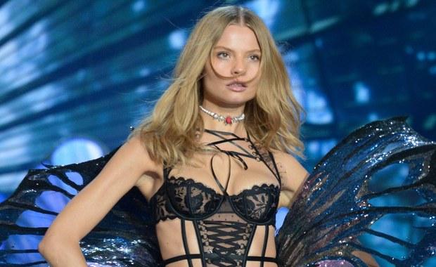 """""""Dajcie spokój, to głupie pytanie"""" – tak polska modelka Magdalena Frąckowiak zareagowała na pytanie zadane jej przez reportera plotkarskiego portalu TMZ. Przed pokazem bielizny Victoria's Secret dziennikarz zapytał Polkę, czy jest… głodna."""