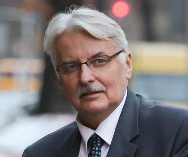 Waszczykowski o koalicji przeciwko ISIS: Nie rekomendowałbym uczestnictwa wojskowego Polski