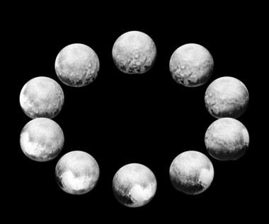 Cała doba Plutona