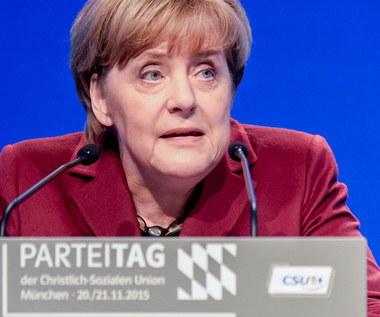 Angela Merkel - kanclerz w tarapatach