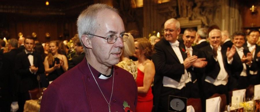 Bezprecedensowe wyznanie brytyjskiego duchownego. Zwierzchnik Kościoła anglikańskiego, arcybiskup Justin Welby przyznał w wywiadzie, że niedawne ataki terrorystyczne w Paryżu były dla niego testem wiary.