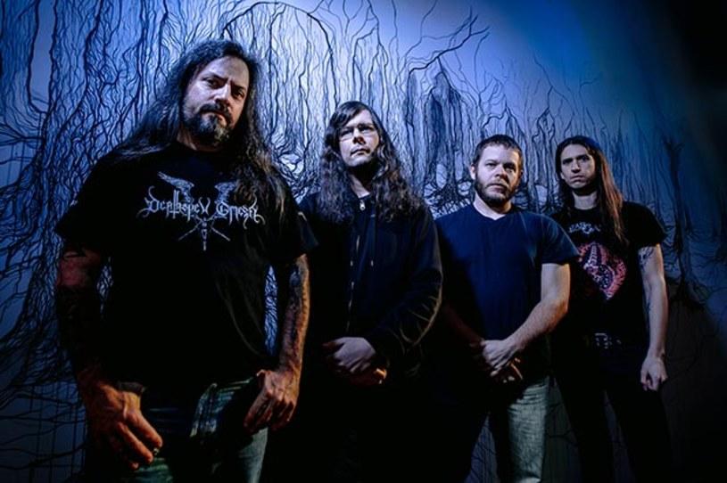 Legenda technicznego death metalu, kanadyjska grupa Gorguts zagra w kwietniu 2016 roku w Warszawie.