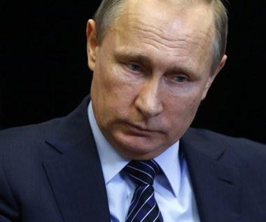 """Putin: Zestrzelenie Su-24 to """"cios w plecy"""". Moskwa zawiesza kontakty wojskowe z Ankarą"""