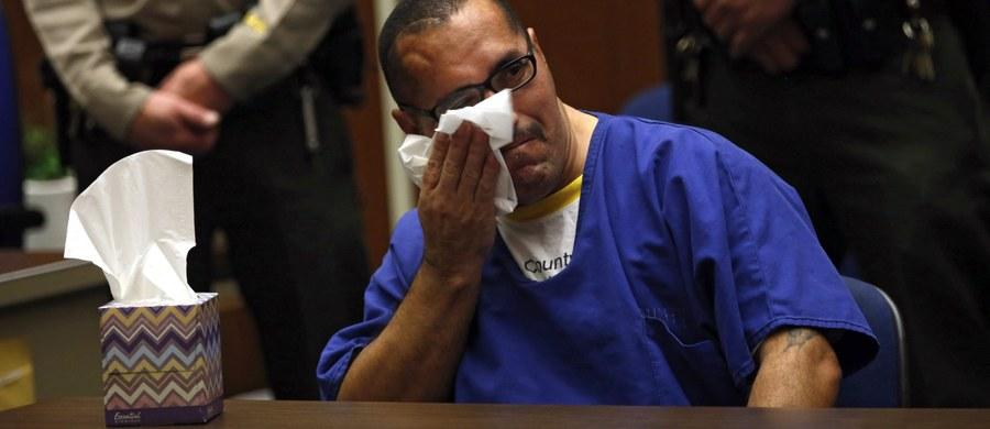 46-letni Luis Lorenzo Vargas wybuchł płaczem, gdy usłyszał, że sąd w Los Angeles uwalnia go od zarzutu gwałtów. Za czyny, których nie popełnił, mężczyzna spędził w więzieniu 16 lat. Badania DNA wykazały, że seryjny gwałciciel wciąż jest na wolności.