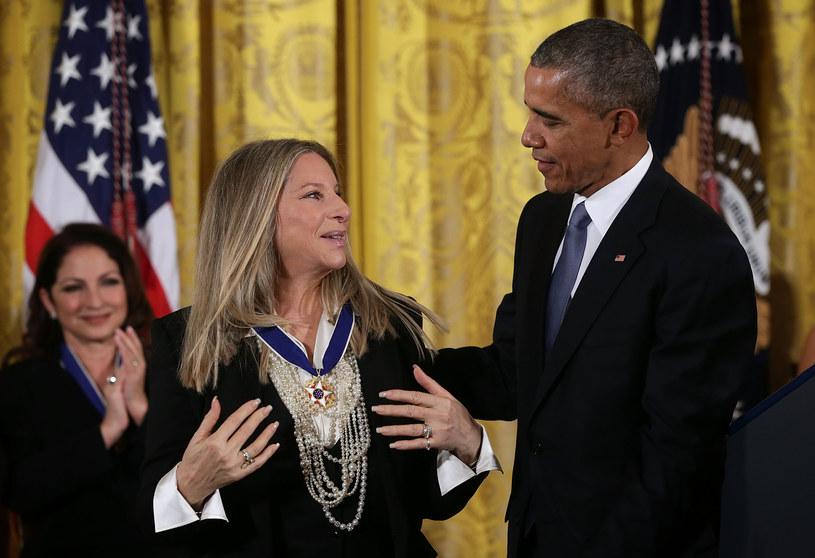 17 osób wyróżniono Prezydenckim Medalem Wolności - najwyższym cywilnym odznaczeniem w USA.