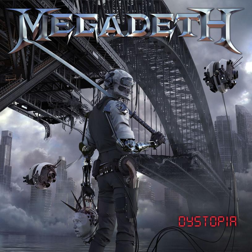 """""""The Threat Is Real"""" to drugi singel grupy Megadeth zapowiadający nową płytę """"Dystopia""""."""