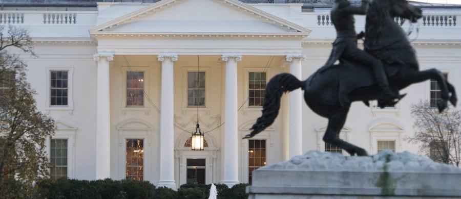 Agenci Secret Service aresztowali mężczyznę, który w czwartek, w amerykańskie Święto Dziękczynienia, przeskoczył przez ogrodzenie Białego Domu.