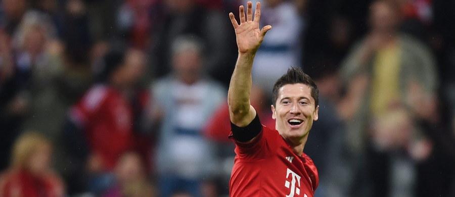 Robert Lewandowski odebrał cztery certyfikaty za wpisy do Księgi Rekordów Guinnessa. Trafił do niej dzięki nieprawdopodobnemu wyczynowi z ligowego meczu Bayernu Monachium z VfL Wolfsburg: w ciągu 9 minut strzelił wówczas Wolfsburgowi aż 5 goli!