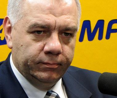 Jacek Sasin: Wybierzemy sędziów. Nie możemy słuchać apeli Trybunału. Odpolitycznienie TK jest mitem