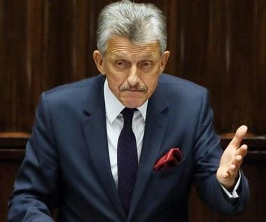 Jacek Sasin: Piotrowicz ma nienaganną przeszłość. Może z podniesionym czołem uczestniczyć w polityce