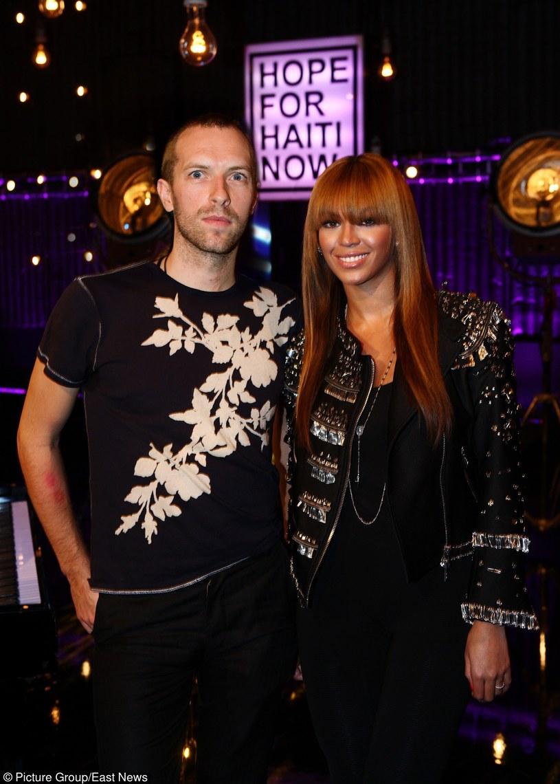 """Nadchodząca płyta """"A Head Full of Dreams"""" grupy Coldplay obfitować będzie w duety. Jednym z nich jest wspólny utwór z Beyonce - """"Hymn for the Weekend""""."""