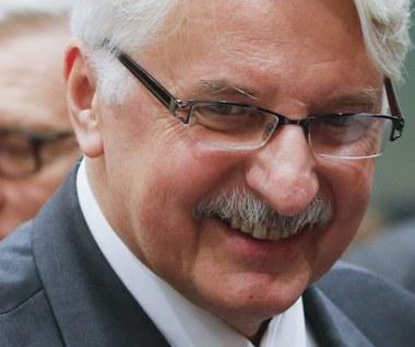 Waszczykowski: Trwają rozmowy o polskim wsparciu koalicji przeciwko Państwu Islamskiemu