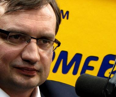 Ziobro: Mówiący o TS dla prezydenta są niedouczeni. Działał zgodnie z prawem