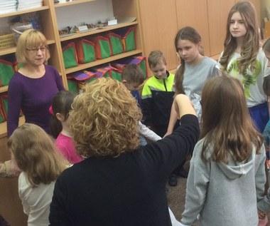 Dzieci repatriantów rozpoczęły naukę w polskiej szkole