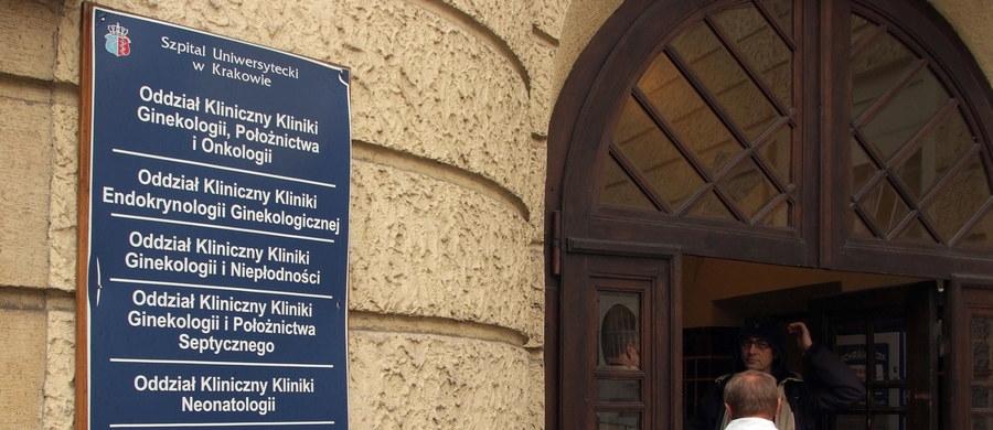 Nawet 600 tys. złotych może być warty sprzęt, który minionej nocy skradziono ze Szpitala Uniwersyteckiego przy ul. Mikołaja Kopernika w Krakowie. Z placówki zniknęło 8 endoskopów.