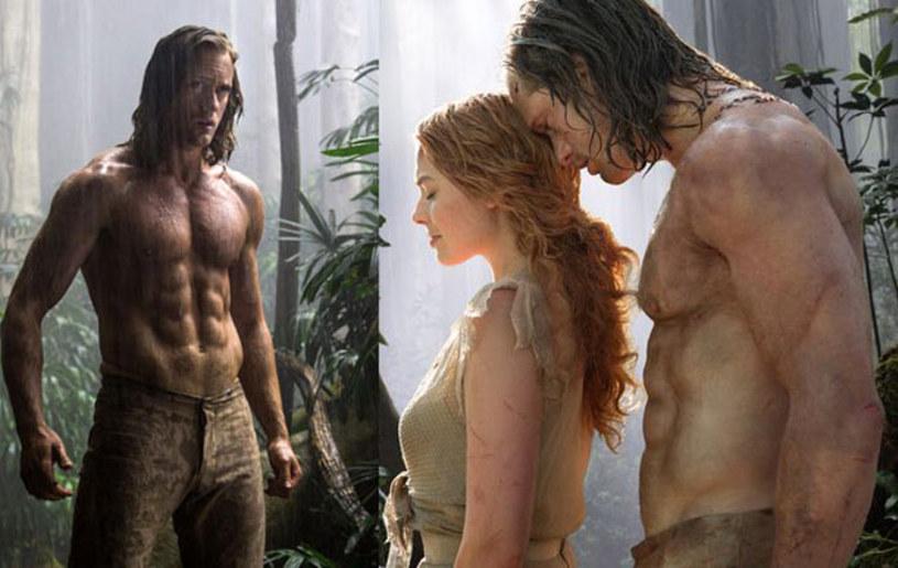 """""""USA Today"""" opublikował pierwsze zdjęcia superprodukcji """"The Legend of Tarzan"""". W tytułowej roli zobaczymy Alexandera Skarsgarda, w roli Jane partnerować będzie mu Margot Robbie. Film w reżyserii Davida Yatesa trafi na ekrany kin 1 lipca 2016."""