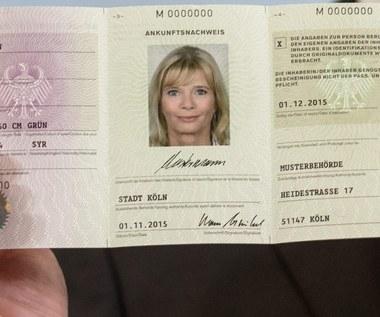 Niemiecki rząd wprowadza dowód osobisty dla imigrantów