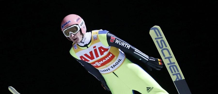 Maciej Kot zajął 15. miejsce w sobotnim konkursie Pucharu Świata w skokach narciarskich w rosyjskim Niżnym Tagile. Zwyciężył Niemiec Severin Freund.