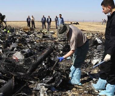Władze Egiptu o katastrofie rosyjskiego airbusa na Synaju: Nie ma dowodów na zamach bombowy