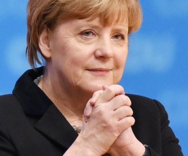"""Merkel chce """"odczuwalnie zredukować"""" liczbę imigrantów"""