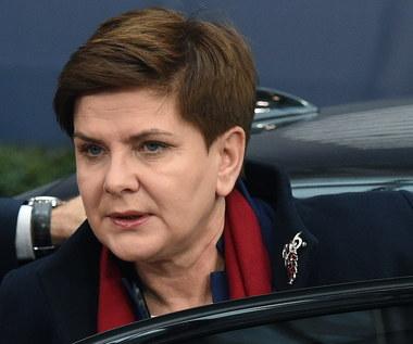 Beata Szydło: Manifestacje organizują ci, którzy utracili przywileje