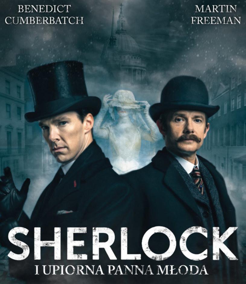 """Tej zimy fani serialu """"Sherlock"""" będą mieli szansę uczestniczyć w specjalnym wydarzeniu. Benedict Cumberbatch i Martin Freeman zadebiutują w swoich kultowych rolach jako Sherlock Holmes i Dr Watson na dużym ekranie. """"Sherlock i upiorna panna młoda"""" to specjalny odcinek, którego akcja toczy się w wiktoriańskim Londynie roku 1895. Mamy już zwiastun tej produkcji!"""