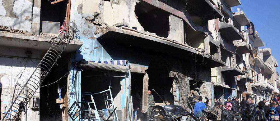 Rosyjskie bombardowania w Syrii mogą być zbrodnią wojenną, bowiem stanowią pogwałcenie prawa humanitarnego. Tak wynika z najnowszego raportu Amnesty International.