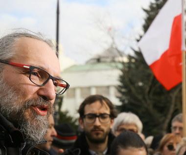 Mateusz Kijowski, lider KOD: Nie chcemy być partią. Nie zamierzam brać udziału w walce o władzę
