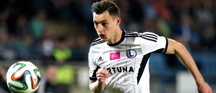 Michał Żyro żegna się z warszawską Legią. Czterokrotny reprezentant Polski podpisał 3,5-letni kontrakt z występującym na zapleczu angielskiej ekstraklasy zespołem Wolverhampton Wanderers.