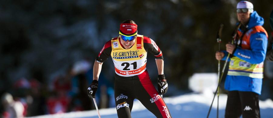 Justyna Kowalczyk zajęła 21. miejsce na trzecim etapie cyklu Tour de Ski w biegach narciarskich. Wygrała Norweżka Ingvild Flugstad Oestberg.
