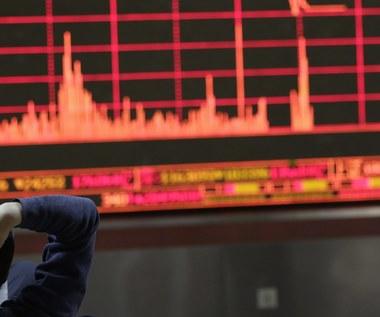 Gwałtowne spadki na chińskiej giełdzie. Ucierpiał m.in. WIG
