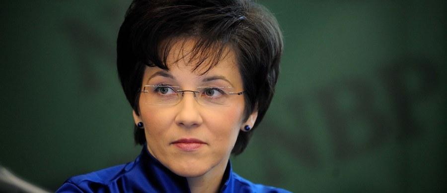Prof. Małgorzata Zaleska otrzymała nominację na szefową GPW. Jej kandydaturę przedstawił minister skarbu Dawid Jackiewicz. Zapewnił, że Zaleska ma duże doświadczenie - zasiadała m.in. w radzie GPW i uczestniczyła w pracach wielu instytucji krajowych i zagranicznych.