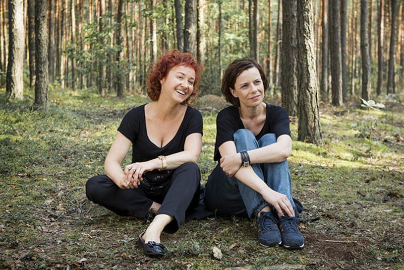 """- """"Moje córki krowy"""" to film, który opowiada o ludzkich sprawach w bardzo szczery sposób - mówi Agata Kulesza. - W tym filmie prócz łez i śmiechu jest światło - nadzieja, że siostry kłócące się przez całe życie po śmierci rodziców będą potrafiły się do siebie zbliżyć - dopowiada Gabriela Muskała."""