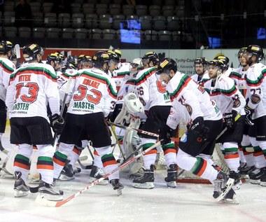Puchar Kontynentalny: Hokeiści GKS-u Tychy przegrali z Rouen Dragons