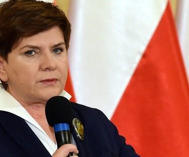 Beata Szydło zaprosiła na spotkanie ws. sytuacji międzynarodowej szefów klubów parlamentarnych