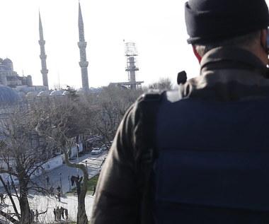 Niemcy wśród ofiar ataku w Turcji. Zamachowiec-samobójca wysadził się przed Błękitnym Meczetem