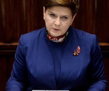 Szydło w Sejmie: Polska została niesłusznie pomówiona. Demokracja ma się dobrze