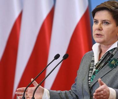 """Szydło rozmawiała z szefem europarlamentu. """"Kwestia Polski nie jest najważniejsza"""" dla Unii"""