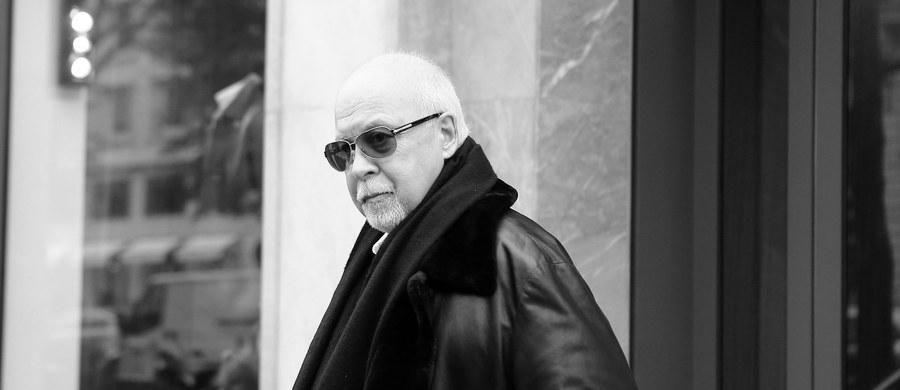 Nie żyje Rene Angelil, mąż i zarazem długoletni impresario znanej kanadyjskiej piosenkarki Celine Dion. Miał 73 lata. O jego śmierci poinformowała Dion na swojej stronie internetowej.