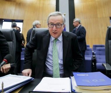 Juncker: Komisja Europejska nie ma problemu z Polską, a jedynie z niektórymi inicjatywami rządu