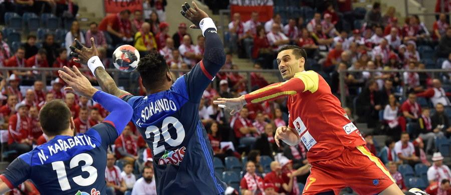 Francja pokonała w Krakowie Macedonię 30:23 (12:12) w pierwszym meczu grupy A mistrzostw Europy piłkarzy ręcznych.