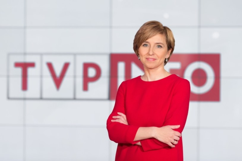 """Dziennikarka """"Gazety Wyborczej"""" Dominika Wielowieyska żegna się z TVP Info, gdzie prowadziła program """"Puenta"""" - poinformował portal Wirtualnemedia.pl"""