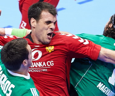 ME piłkarzy ręcznych – Węgry pokonały Czarnogórę