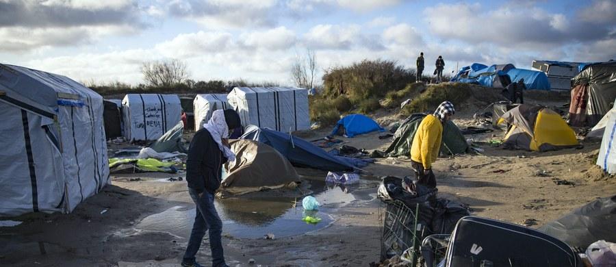 """Woda stała się nowa bronią używaną przeciwko tysiącom uchodźców szturmujących tunel pod kanałem La Manche po stronie francuskiej! Spółka Eurotunnel podjęła decyzje o doprowadzeniu do """"potopu"""" na należących do niej polach wokół Calais. Tereny wokół wjazdu do tunelu zalane zostały woda, by utrudnić imigrantom nielegalne próby przedzierania się do Wielkiej Brytanii."""