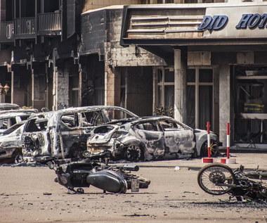 MSW: 14 cudzoziemców wśród 29 ofiar ataku dżihadystów w Burkina Faso