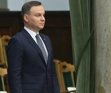 """Andrzej Duda w """"Financial Times"""":  Demokracja i wolne media nie są zagrożone"""
