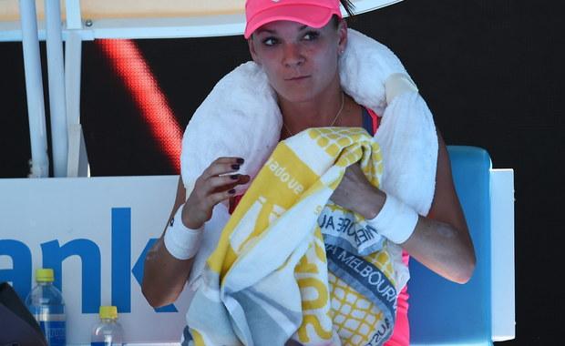 Rozstawiona z numerem czwartym Agnieszka Radwańska wygrała z Amerykanką Christiną McHale 6:2, 6:3 w pierwszej rundzie turnieju Australian Open. Tenisistka z Krakowa zainaugurowała tym meczem 10. występ w wielkoszlemowej imprezie w Melbourne.
