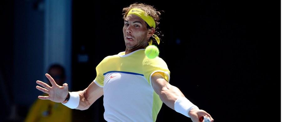 """Rozstawiony z """"piątką"""" Rafael Nadal  już w pierwszej rundzie pożegnał się z tegoroczną edycją wielkoszlemowego turnieju Australian Open w Melbourne. Słynny hiszpański tenisista przegrał ze swoim rodakiem Fernando Verdasco 6:7 (6-8), 6:4, 6:3, 6:7 (4-7), 2:6."""