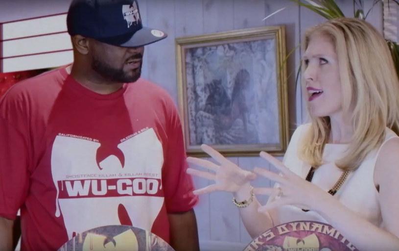 Dwójka raperów postanowiła stworzyć zabawny teledysk, parodiujący telezakupy. Ghostface Killah i jego kolega pragną sprzedać wszystkim oglądającym elektroniczne papierosy, zasilane kartridżami z THC.