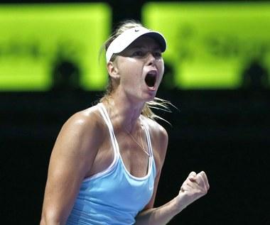 Szarapowa w trzeciej rundzie turnieju Australian Open